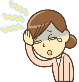上尾市すぎやま整骨院頭痛片頭痛緊張性頭痛寒い日頭痛